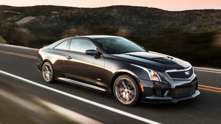 44 New 2019 Cts V Coupe Redesign with 2019 Cts V Coupe