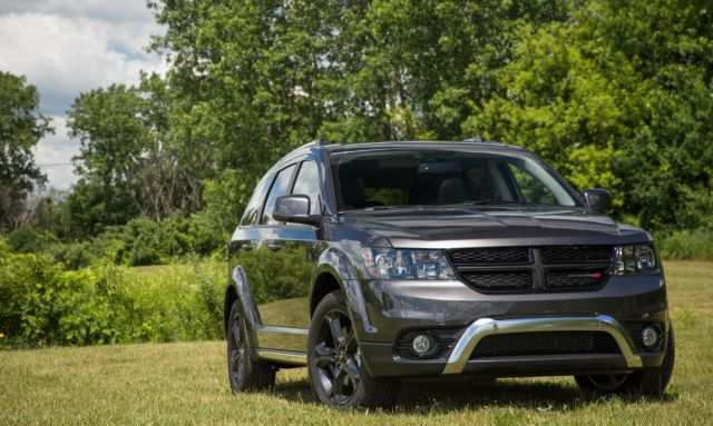 44 New 2019 Dodge Journey Redesign Price and Review with 2019 Dodge Journey Redesign