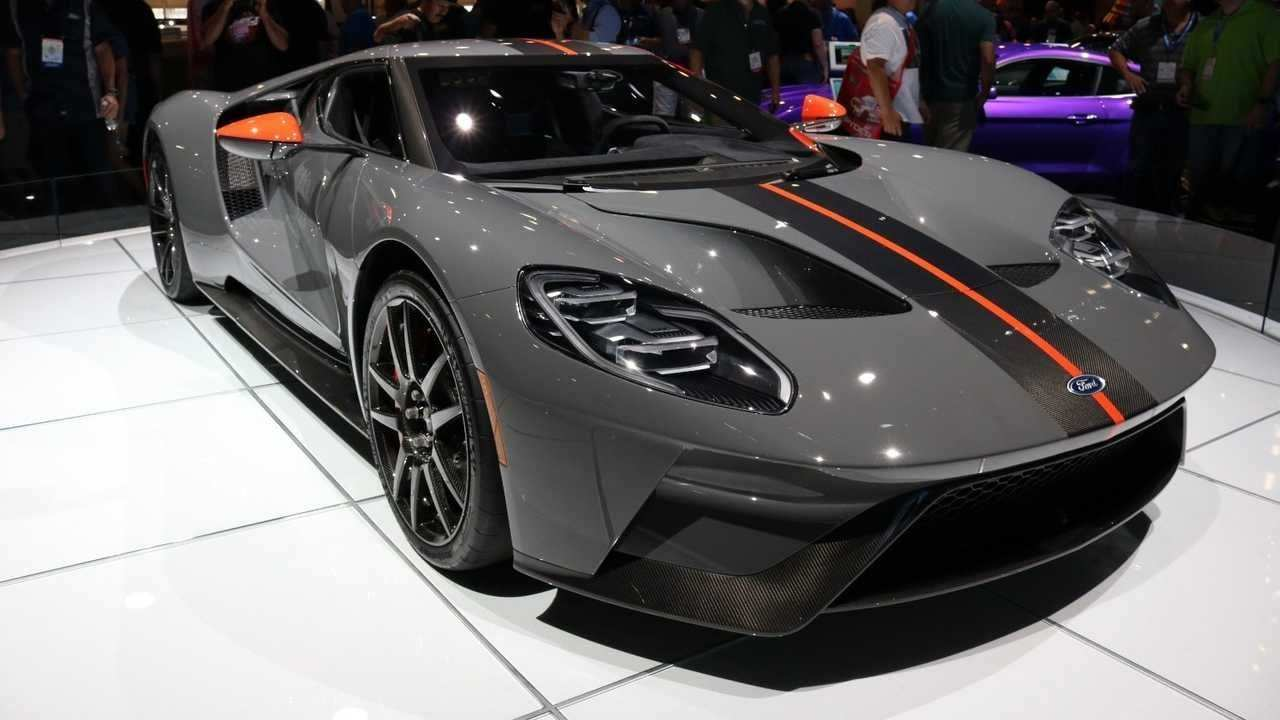 44 New 2019 Ford Gt Specs New Concept with 2019 Ford Gt Specs