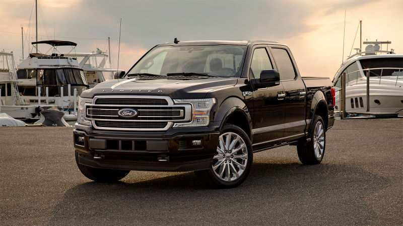 44 New 2019 Ford Half Ton Diesel New Review by 2019 Ford Half Ton Diesel