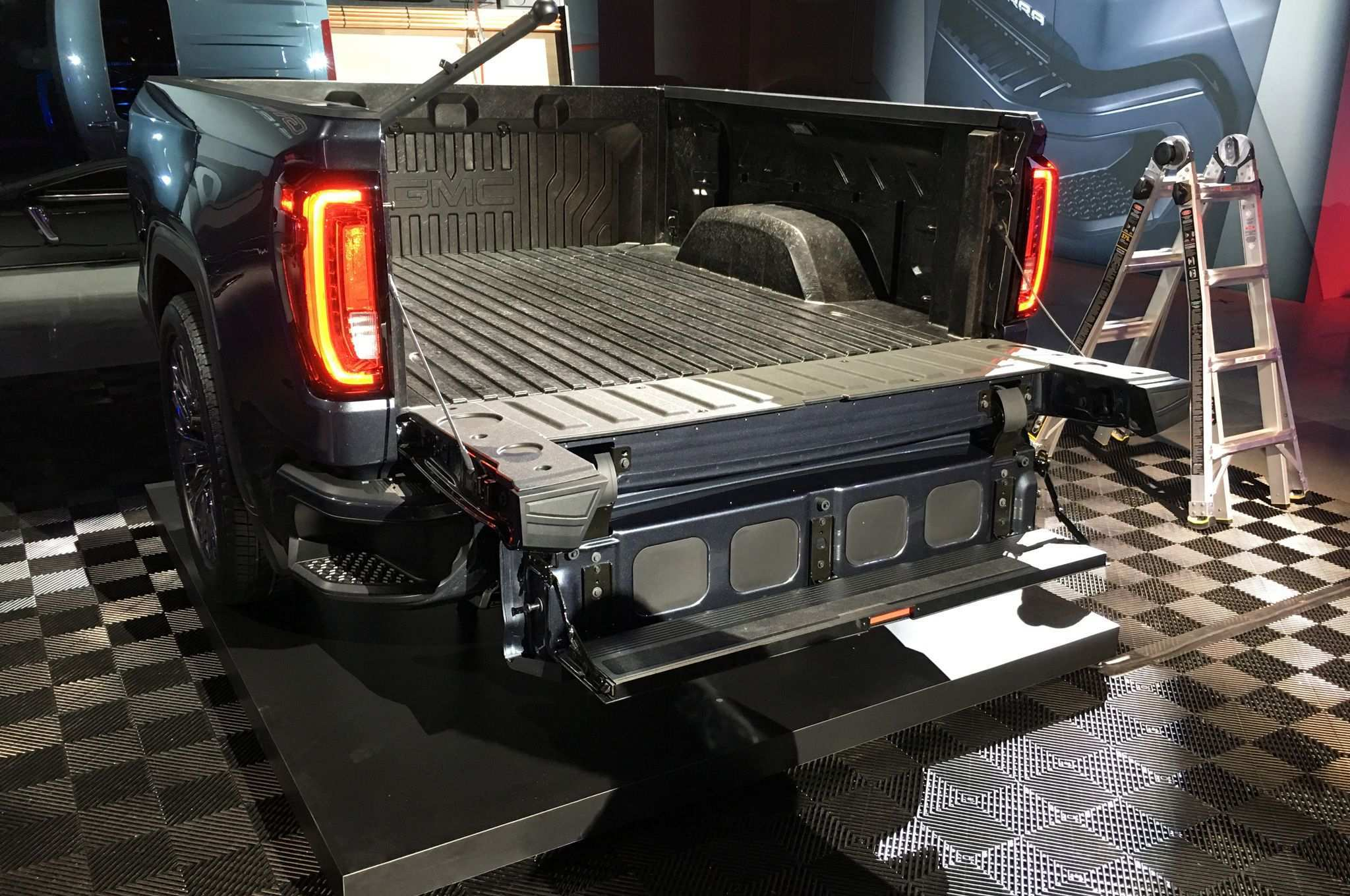 44 New 2019 Gmc Pickup Tailgate Research New by 2019 Gmc Pickup Tailgate