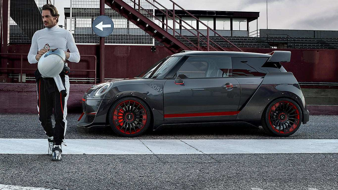 44 New 2019 Mini Jcw Gp Price by 2019 Mini Jcw Gp