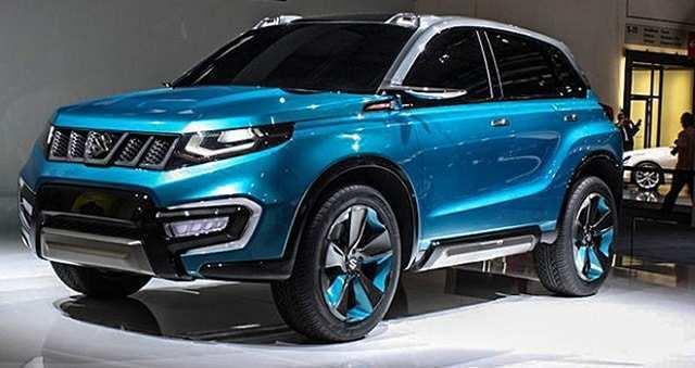 44 New 2019 Suzuki Suv Performance and New Engine by 2019 Suzuki Suv
