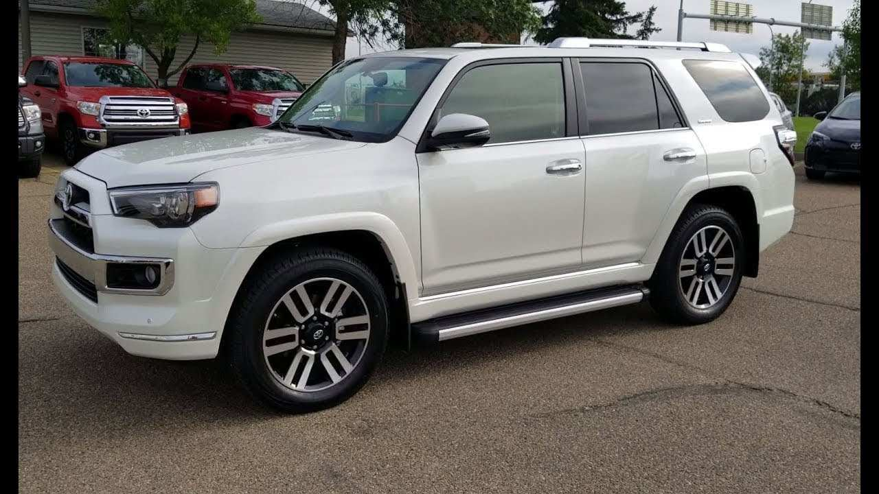 44 New 2019 Toyota 4Runner News New Review by 2019 Toyota 4Runner News