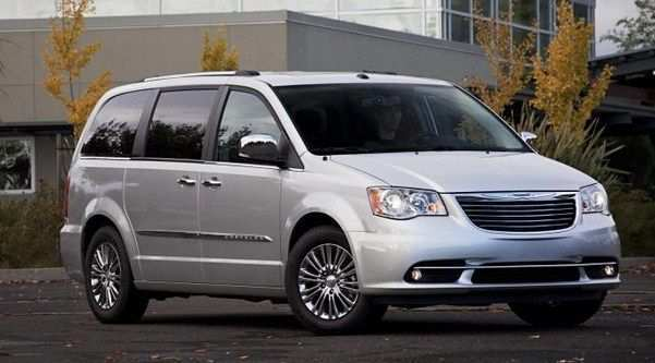 44 New 2020 Chrysler Town And Country Release with 2020 Chrysler Town And Country