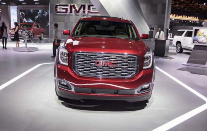 44 New 2020 Gmc Yukon Concept Concept for 2020 Gmc Yukon Concept