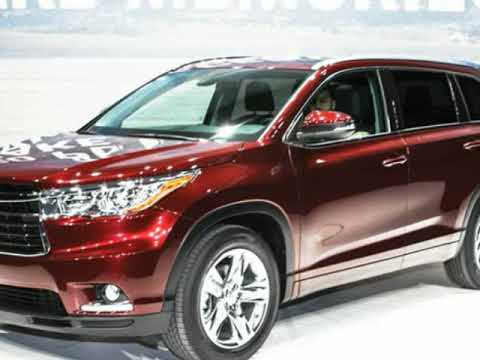 44 New 2020 Toyota Highlander Concept Specs and Review by 2020 Toyota Highlander Concept