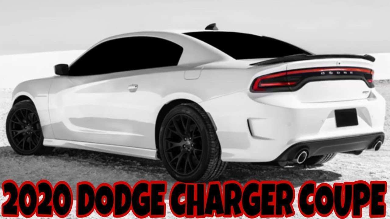 44 New New 2020 Dodge Charger Pricing by New 2020 Dodge Charger