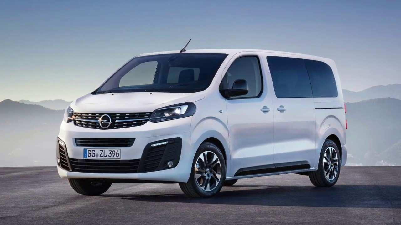 44 New Opel Zafira 2020 Picture for Opel Zafira 2020