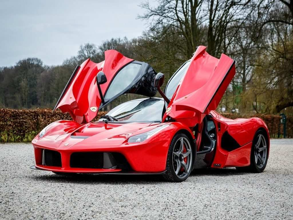 44 The 2019 Ferrari Laferrari Exterior and Interior by 2019 Ferrari Laferrari