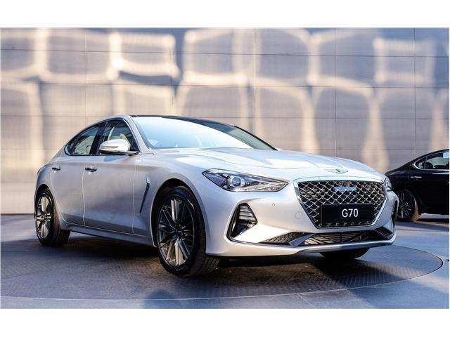 44 The 2019 Genesis Hybrid First Drive by 2019 Genesis Hybrid