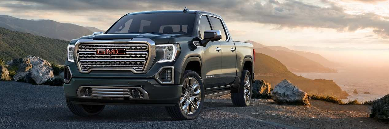 44 The 2019 Gmc Release Interior by 2019 Gmc Release