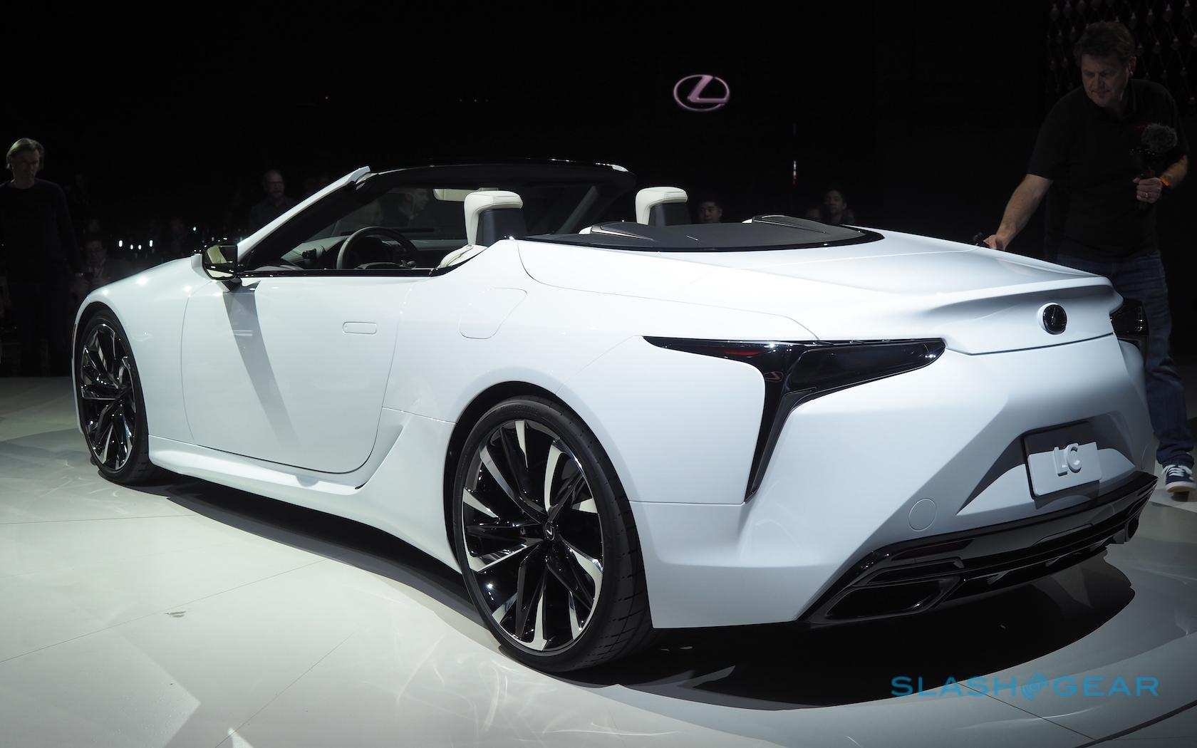 44 The 2019 Lexus Convertible Configurations for 2019 Lexus Convertible