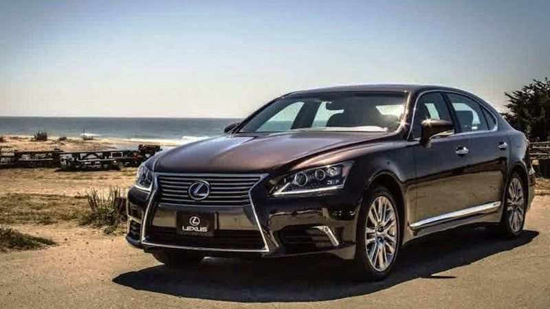44 The 2019 Lexus Ls Price Performance and New Engine with 2019 Lexus Ls Price