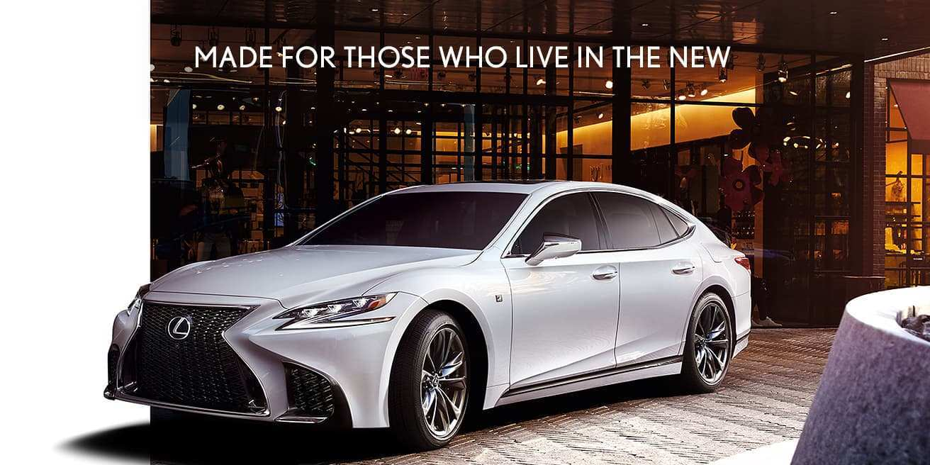 44 The 2019 Lexus Ls Price and Review by 2019 Lexus Ls