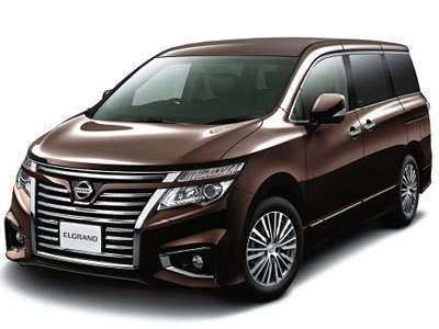 44 The 2019 Nissan Elgrand Release with 2019 Nissan Elgrand