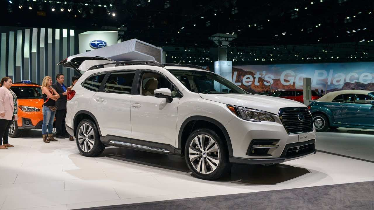 44 The 2019 Subaru Ascent 0 60 Review with 2019 Subaru Ascent 0 60