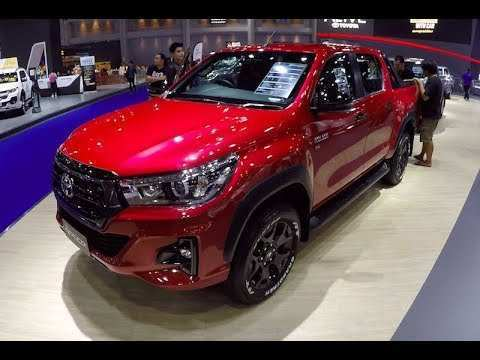 44 The 2019 Toyota Bakkie Ratings with 2019 Toyota Bakkie