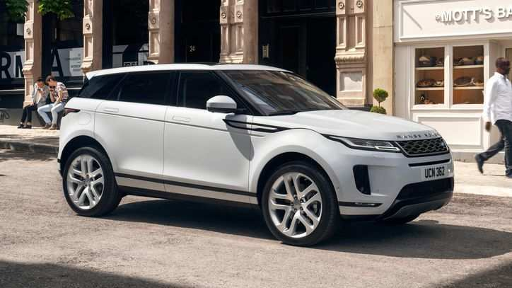 44 The 2020 Land Rover Sport Model by 2020 Land Rover Sport