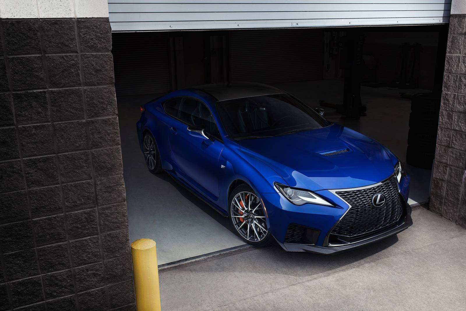 44 The 2020 Lexus Rcf First Drive for 2020 Lexus Rcf