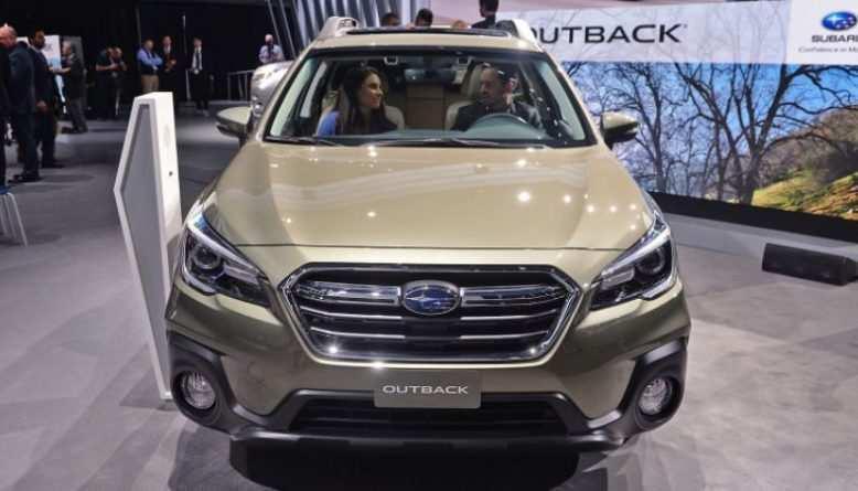 44 The 2020 Subaru Outback Wagon Interior for 2020 Subaru Outback Wagon