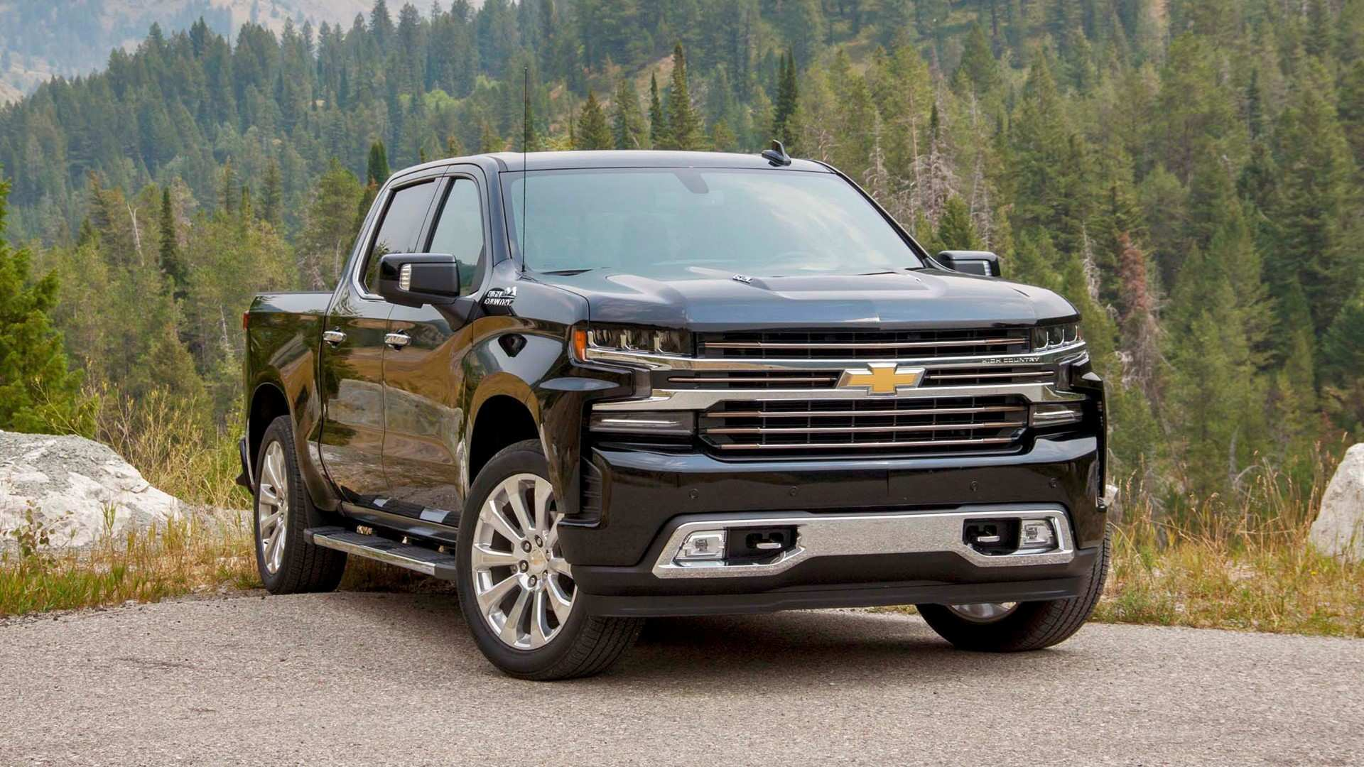 45 All New 2019 Chevrolet 1500 Exterior and Interior with 2019 Chevrolet 1500
