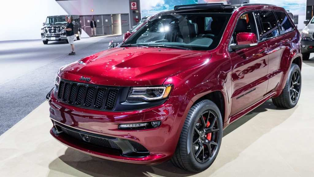 45 All New 2019 Jeep Srt8 Overview with 2019 Jeep Srt8