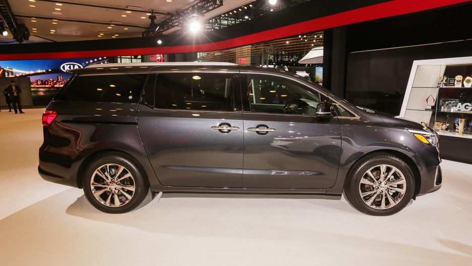 45 All New 2019 Kia Minivan Pictures for 2019 Kia Minivan