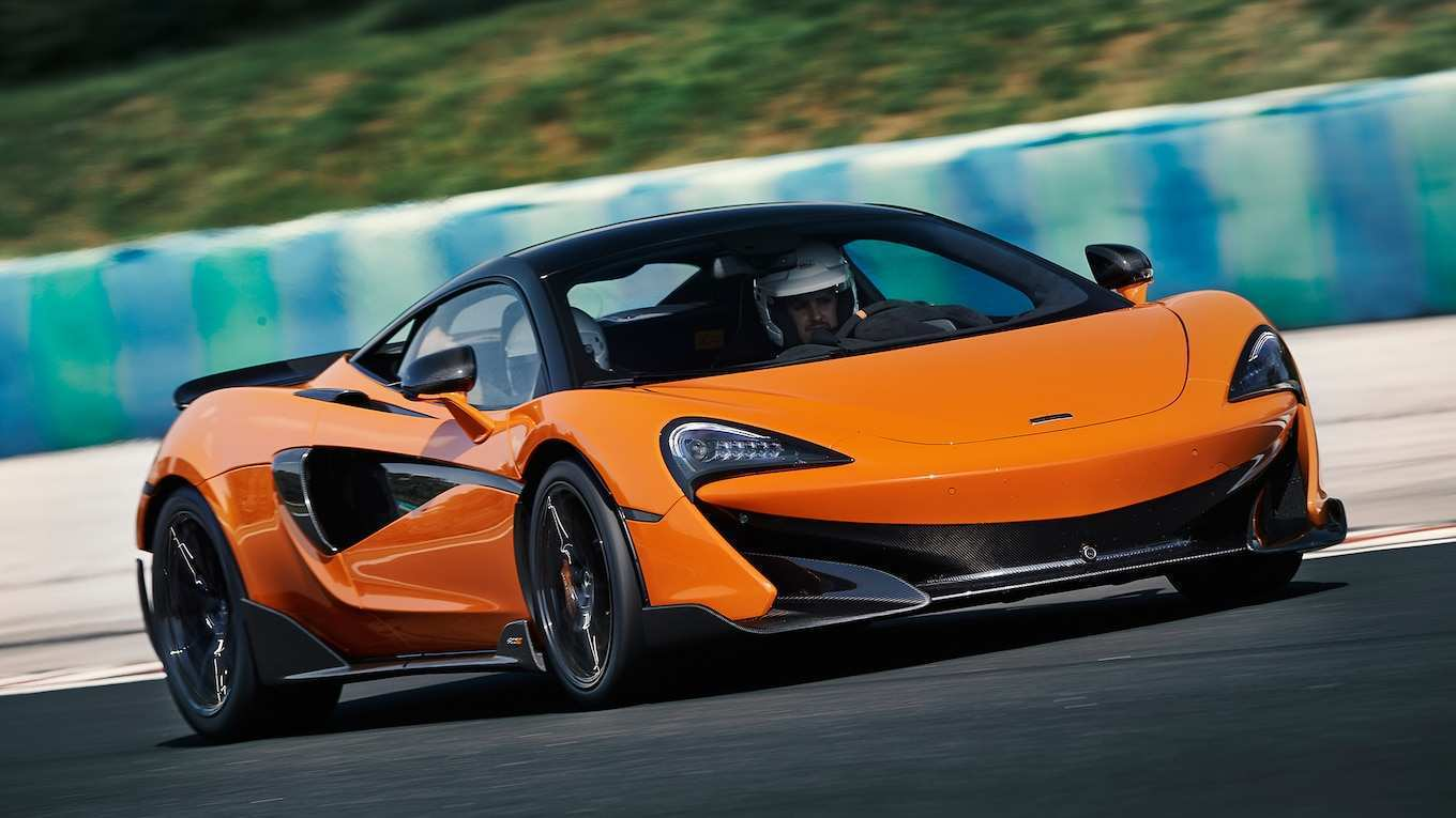 45 All New 2019 Mclaren 600Lt Style by 2019 Mclaren 600Lt