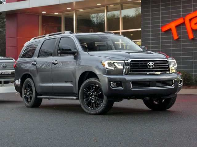 45 All New 2019 Toyota Sequoia Engine with 2019 Toyota Sequoia