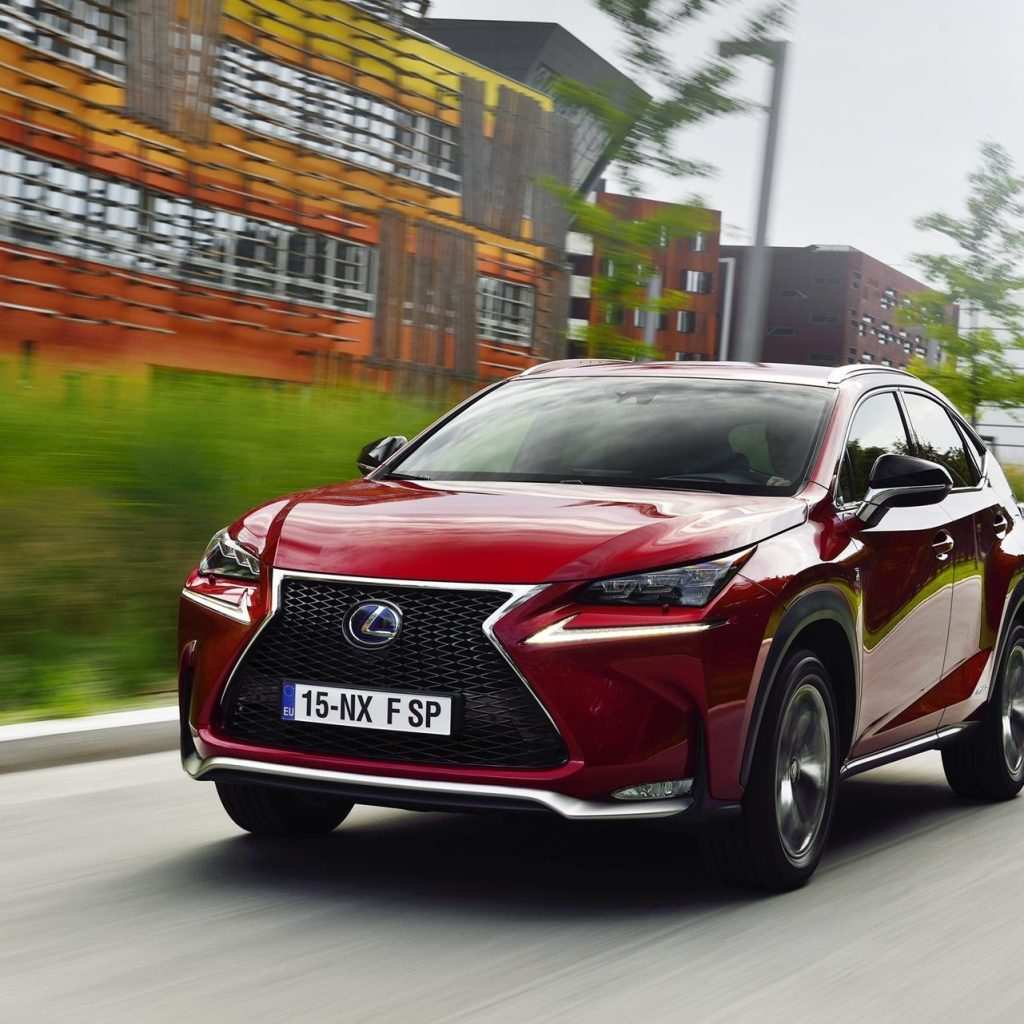 45 All New 2020 Lexus Nx 300 Photos for 2020 Lexus Nx 300