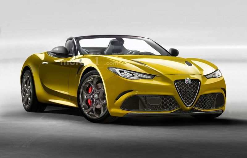 45 All New Alfa 6C 2020 Specs with Alfa 6C 2020