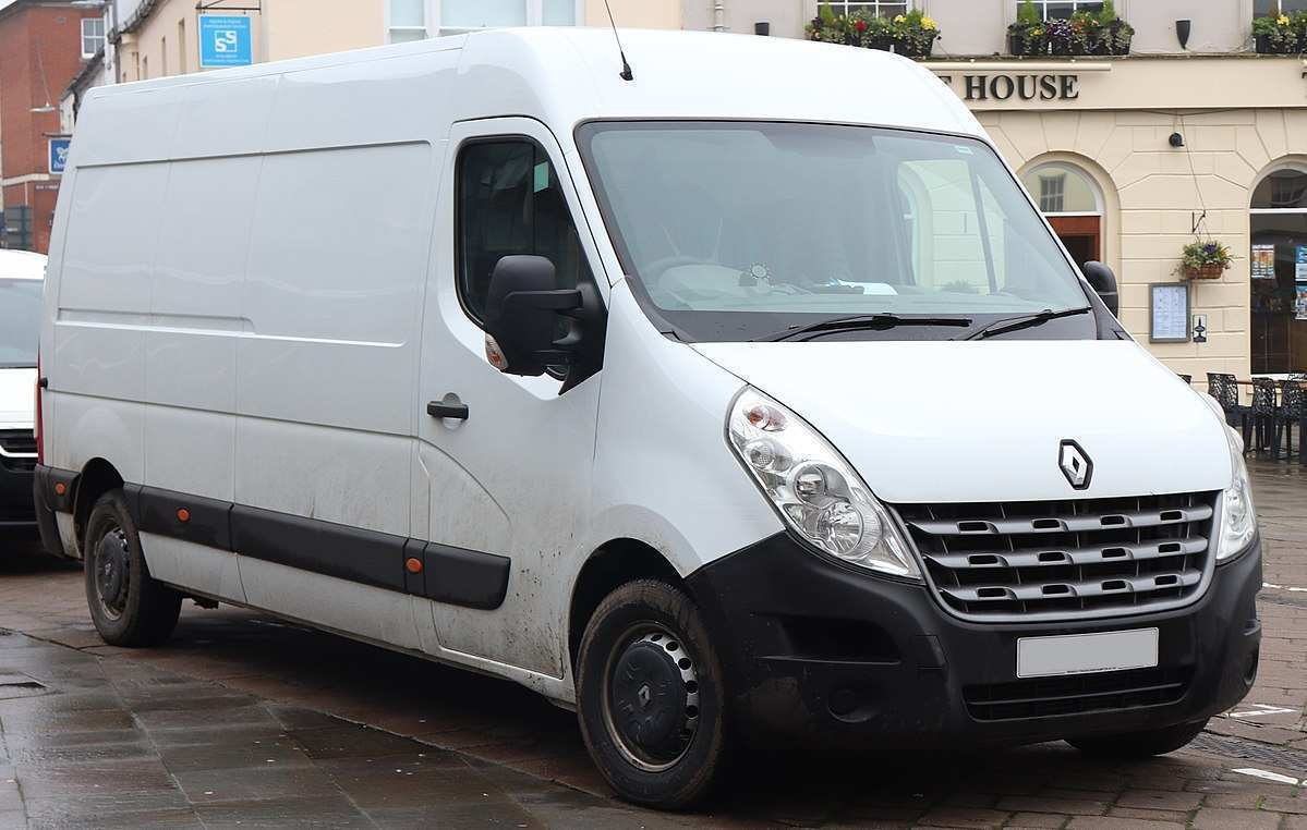 45 All New Renault Master 2020 Model with Renault Master 2020