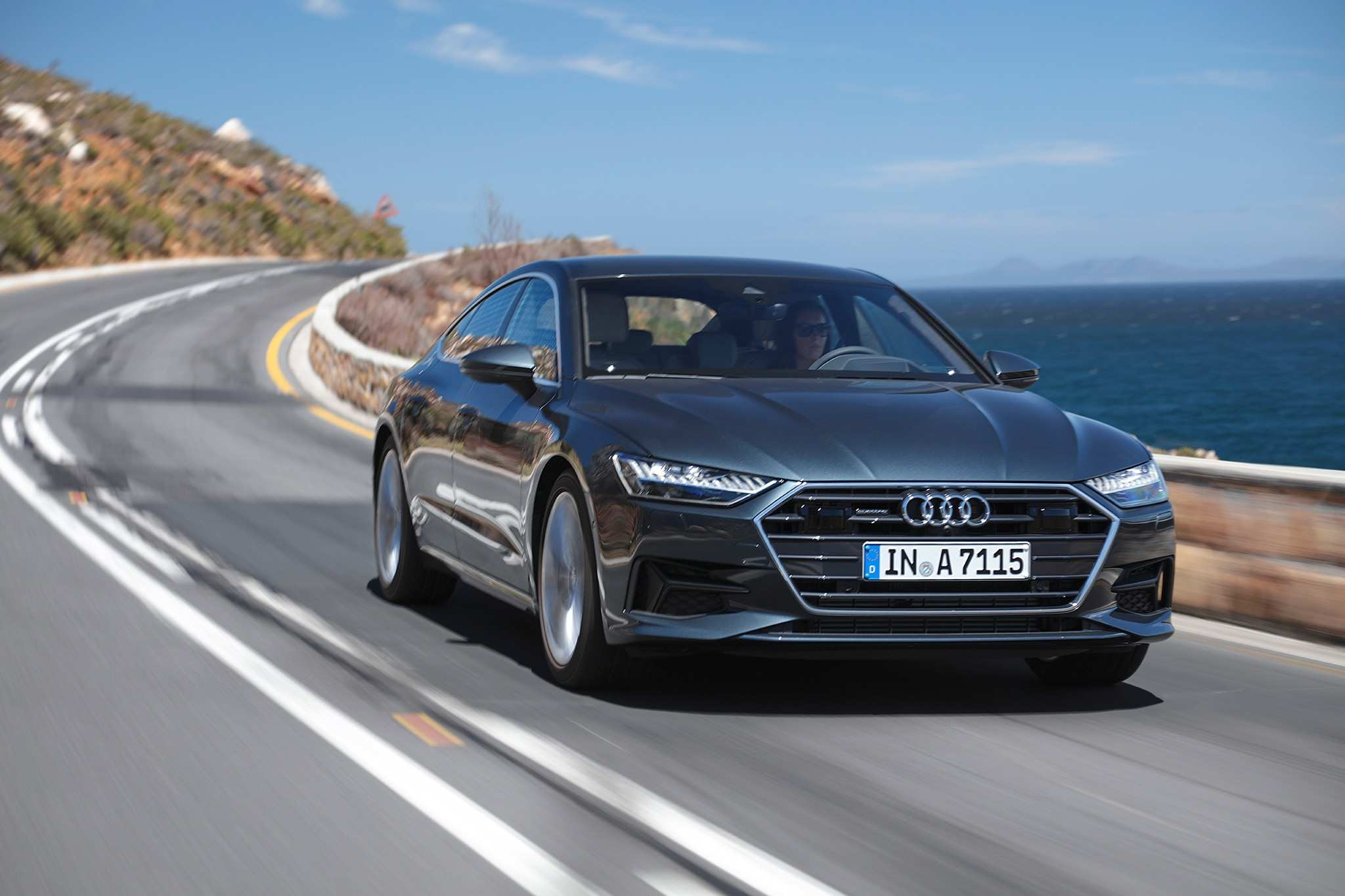 45 Best Review 2019 Audi A7 Release Date First Drive by 2019 Audi A7 Release Date