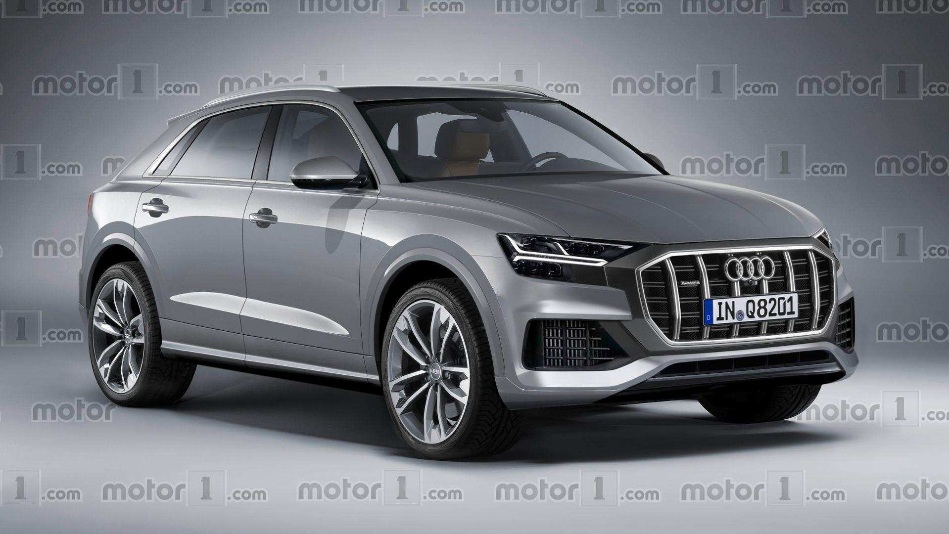 45 Best Review 2019 Audi Q2 Usa Rumors for 2019 Audi Q2 Usa