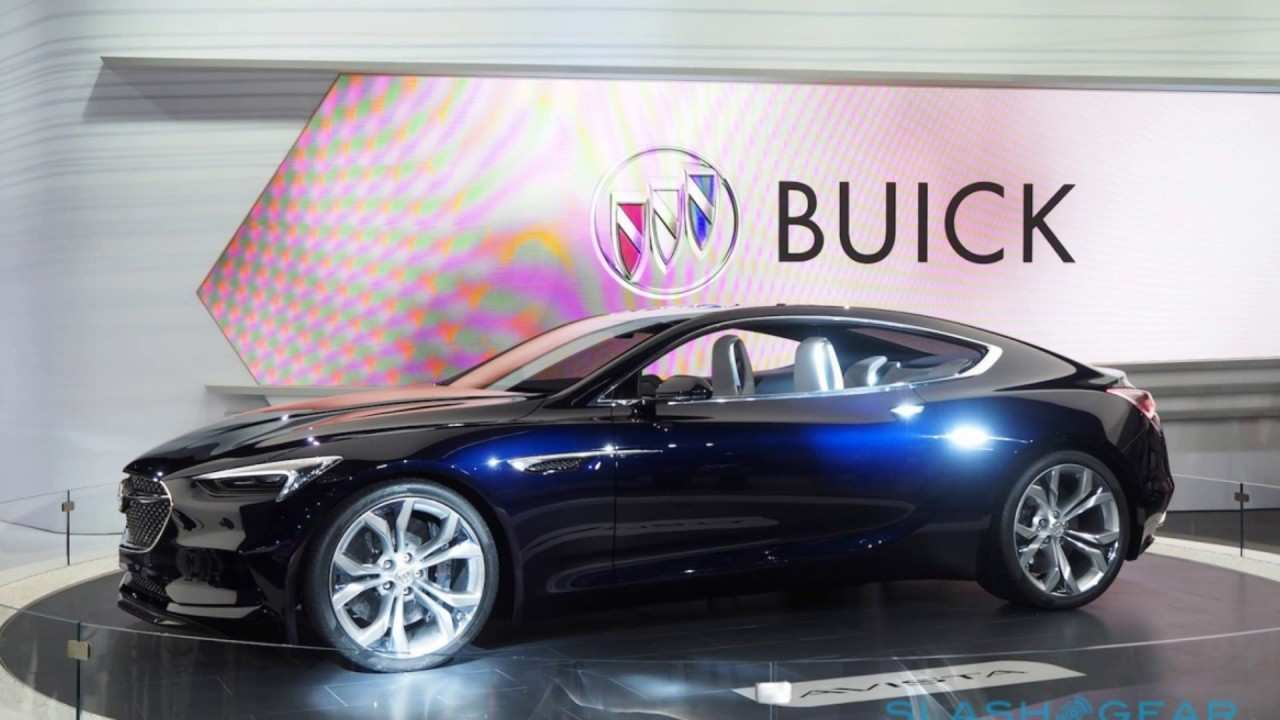 45 Best Review 2019 Buick Concept Pictures for 2019 Buick Concept