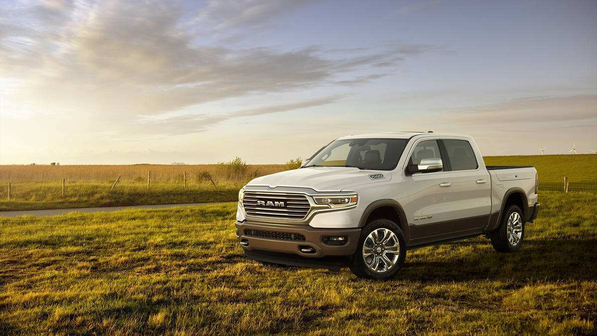 45 Best Review 2019 Dodge Laramie Longhorn History with 2019 Dodge Laramie Longhorn