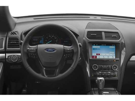 45 Best Review 2019 Ford Explorer Interior with 2019 Ford Explorer