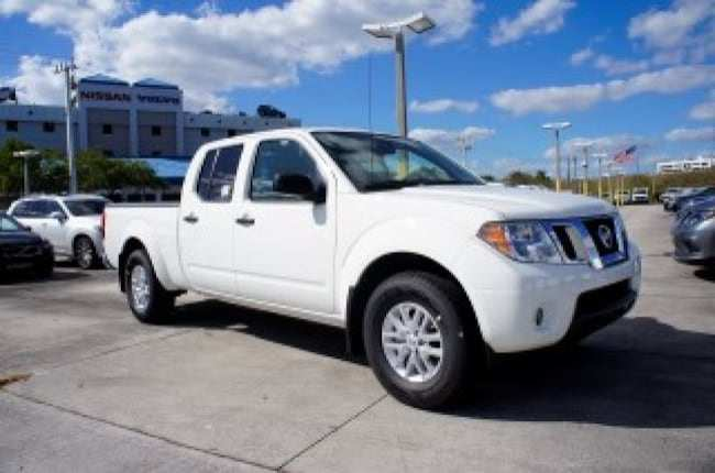 45 Best Review 2019 Nissan Frontier Crew Cab Performance and New Engine with 2019 Nissan Frontier Crew Cab