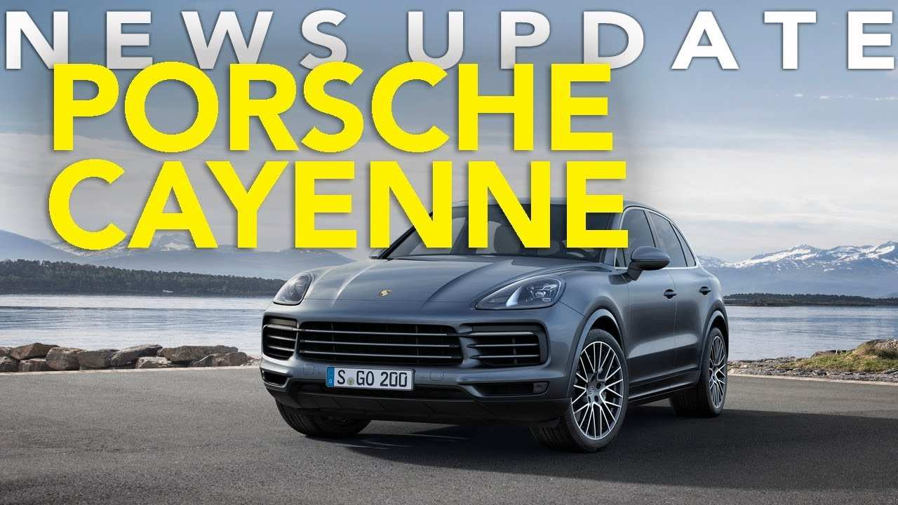 45 Best Review 2019 Porsche Cayenne First Look Ratings for 2019 Porsche Cayenne First Look