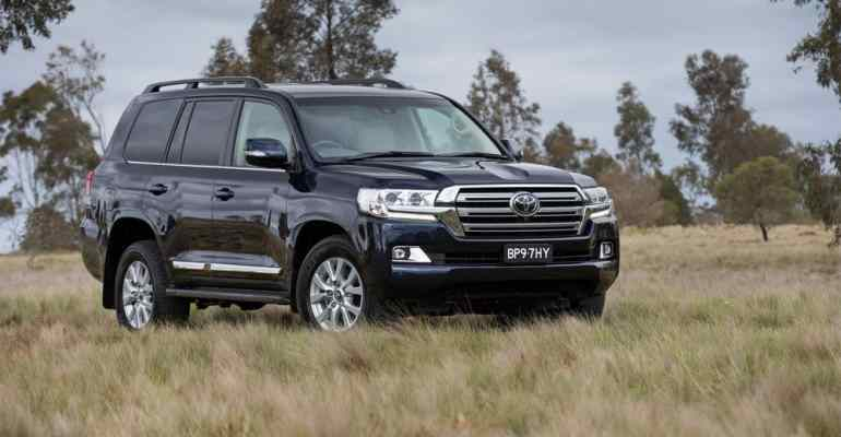 45 Best Review 2019 Toyota Land Cruiser 200 Ratings for 2019 Toyota Land Cruiser 200