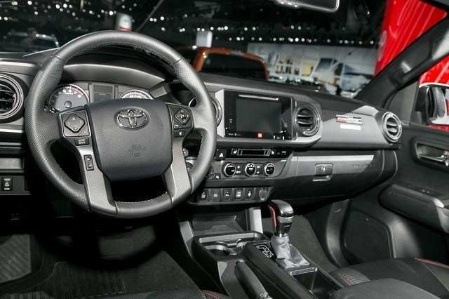 45 Best Review 2019 Toyota Tacoma Engine Engine with 2019