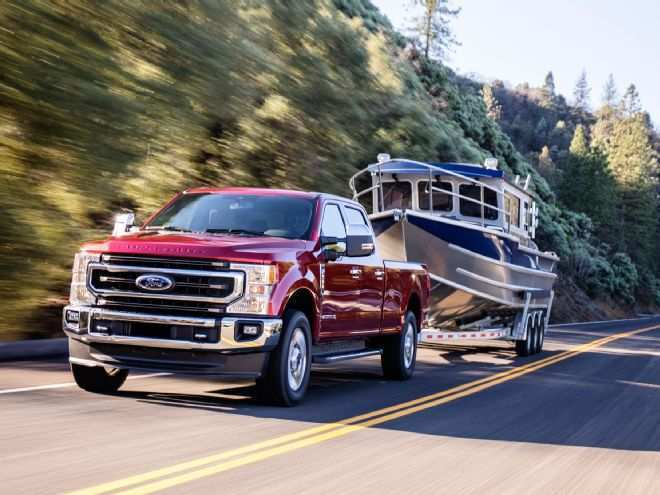 45 Best Review 2020 Ford 7 3 First Drive with 2020 Ford 7 3