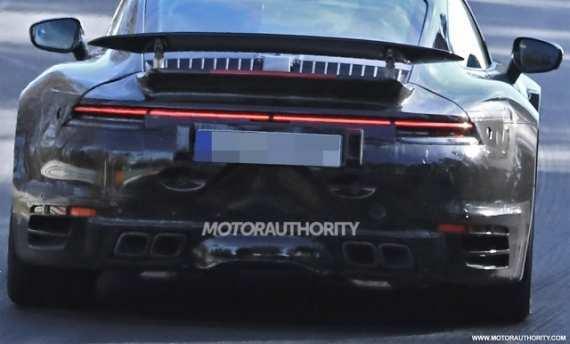 45 Best Review 2020 Porsche Turbo S Specs by 2020 Porsche Turbo S