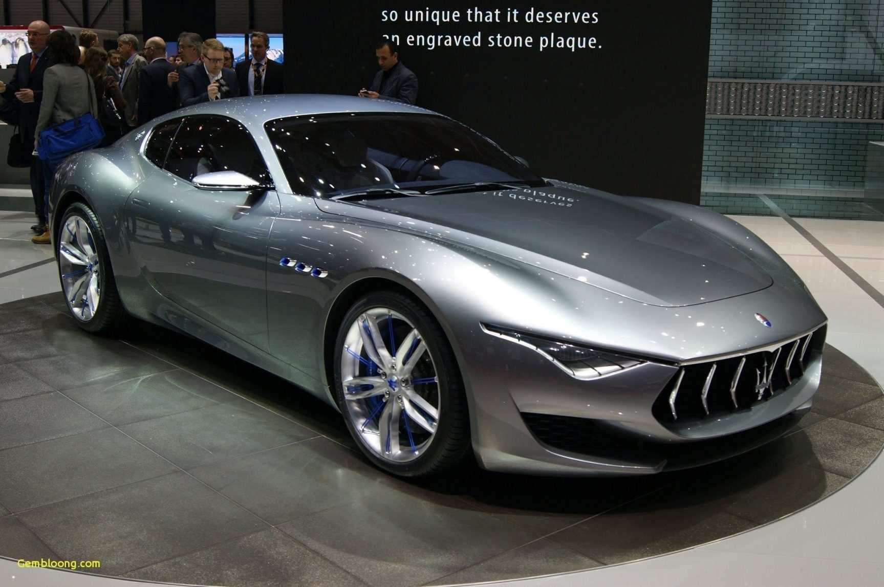 45 Best Review Maserati Granturismo 2019 Price by Maserati Granturismo 2019