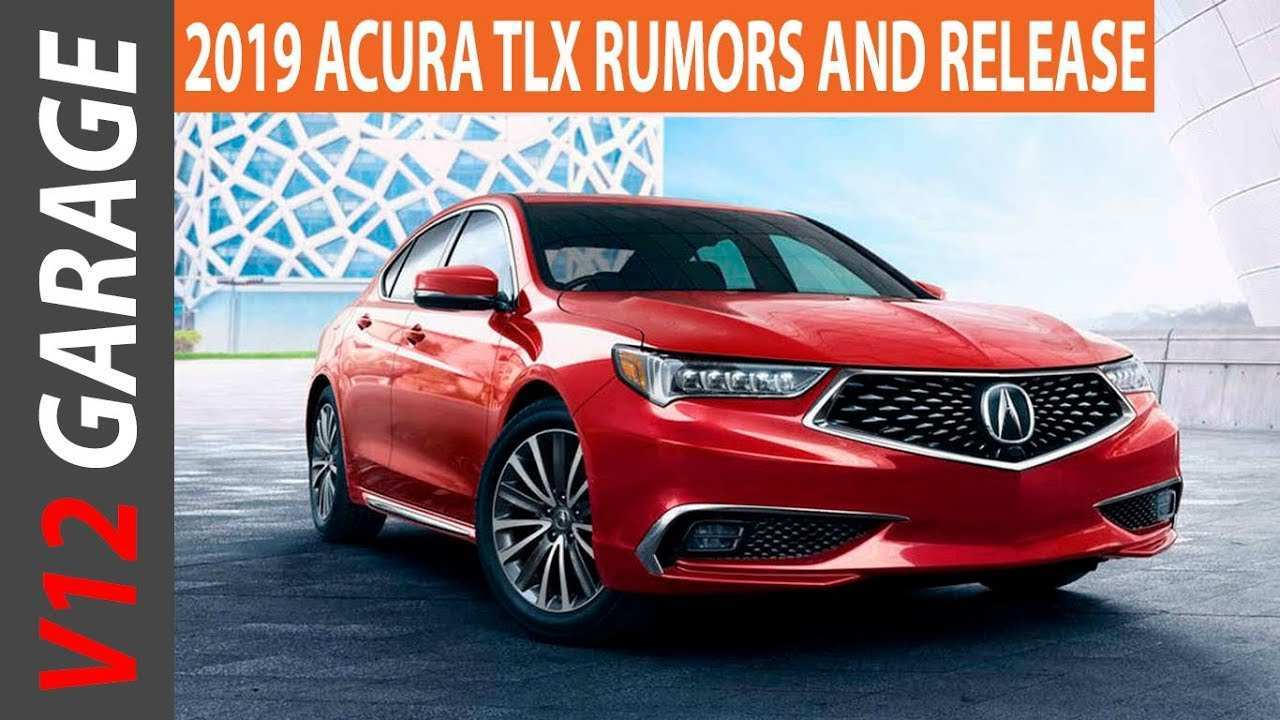 45 Concept of 2019 Acura Tlx Rumors Configurations for 2019 Acura Tlx Rumors