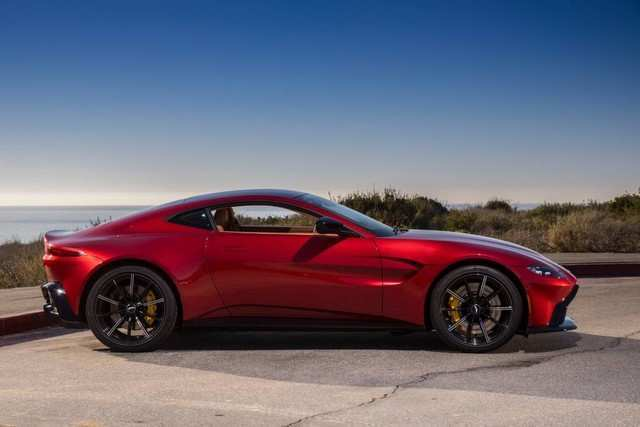 45 Concept of 2019 Aston Martin Vantage For Sale New Concept for 2019 Aston Martin Vantage For Sale