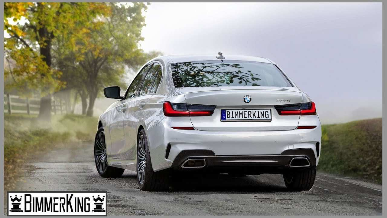 45 Concept of 2019 Bmw G20 3 Series Specs and Review with 2019 Bmw G20 3 Series