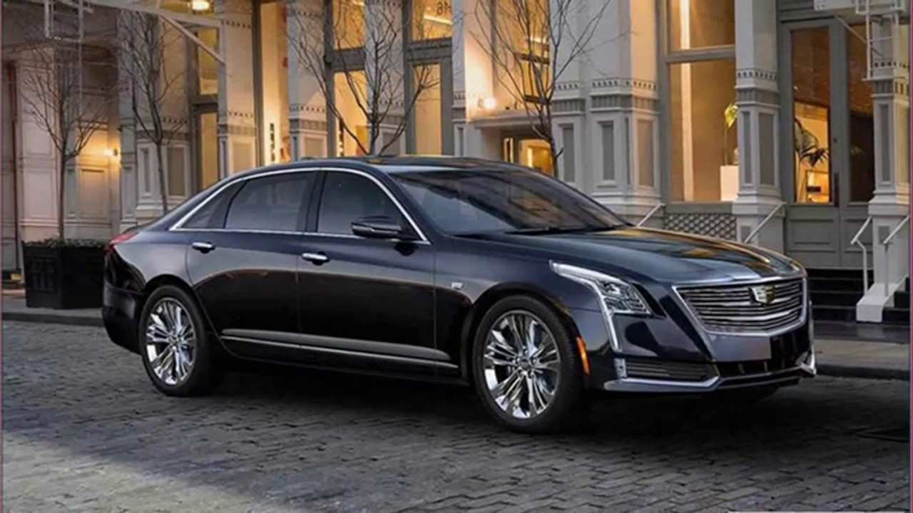 45 Concept of 2019 Cadillac Ct8 Interior Redesign with 2019 Cadillac Ct8 Interior