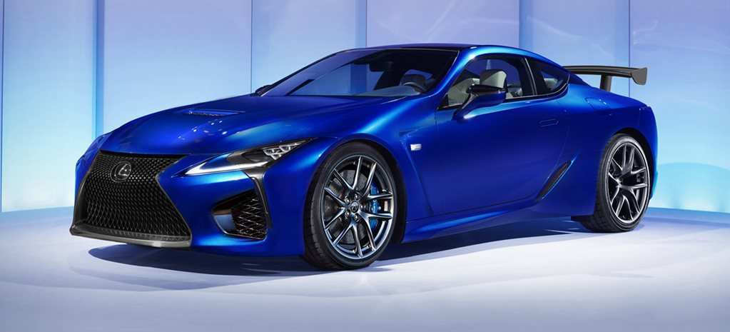 45 Concept of 2019 Lexus Lc F Performance and New Engine with 2019 Lexus Lc F